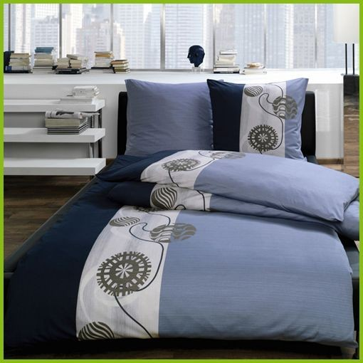 estella interlock jersey bettw sche solit r marine jerseybettw sche jersey blau ebay. Black Bedroom Furniture Sets. Home Design Ideas