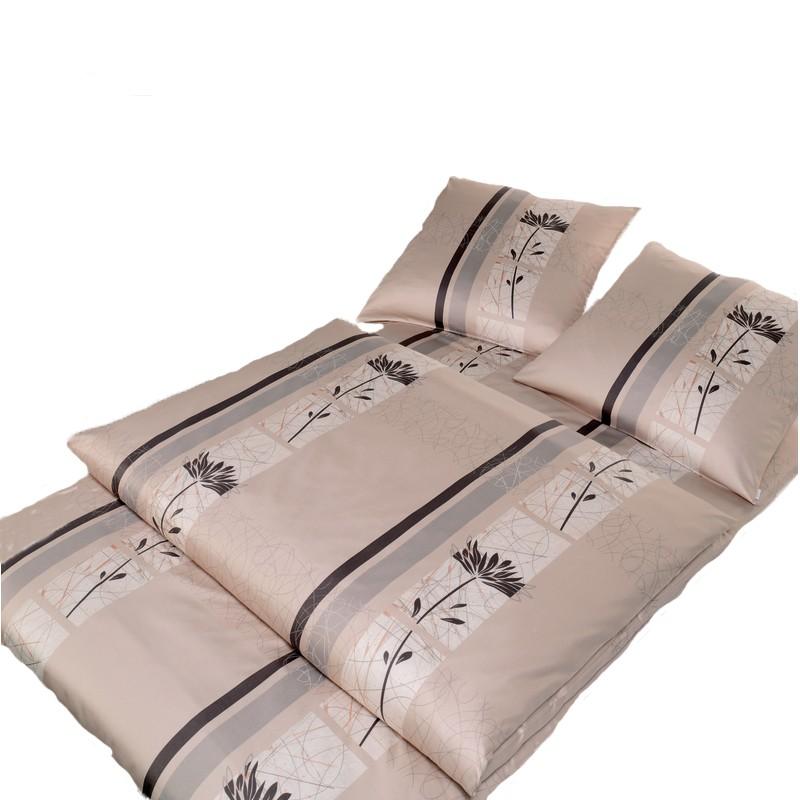estella bettw sche mako satin lifestyle asuna sand bettw sche mako satin bettw sche. Black Bedroom Furniture Sets. Home Design Ideas