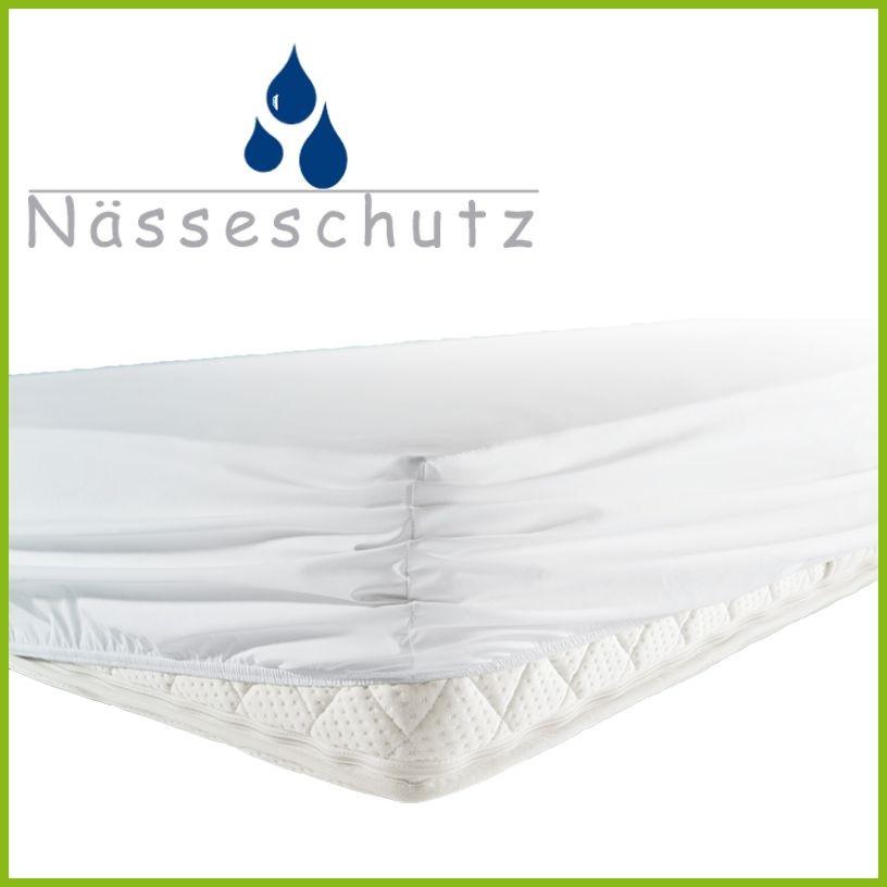 bnp sani line matratzen spannbezug safety mit n sseschutz abwischbar elastisch ebay. Black Bedroom Furniture Sets. Home Design Ideas