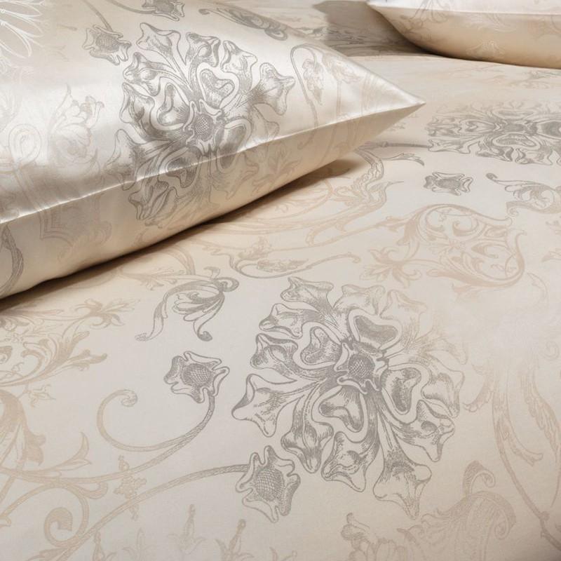 estella bettw sche schweizer premium satin svizzera sand bettw sche schweizer satin. Black Bedroom Furniture Sets. Home Design Ideas
