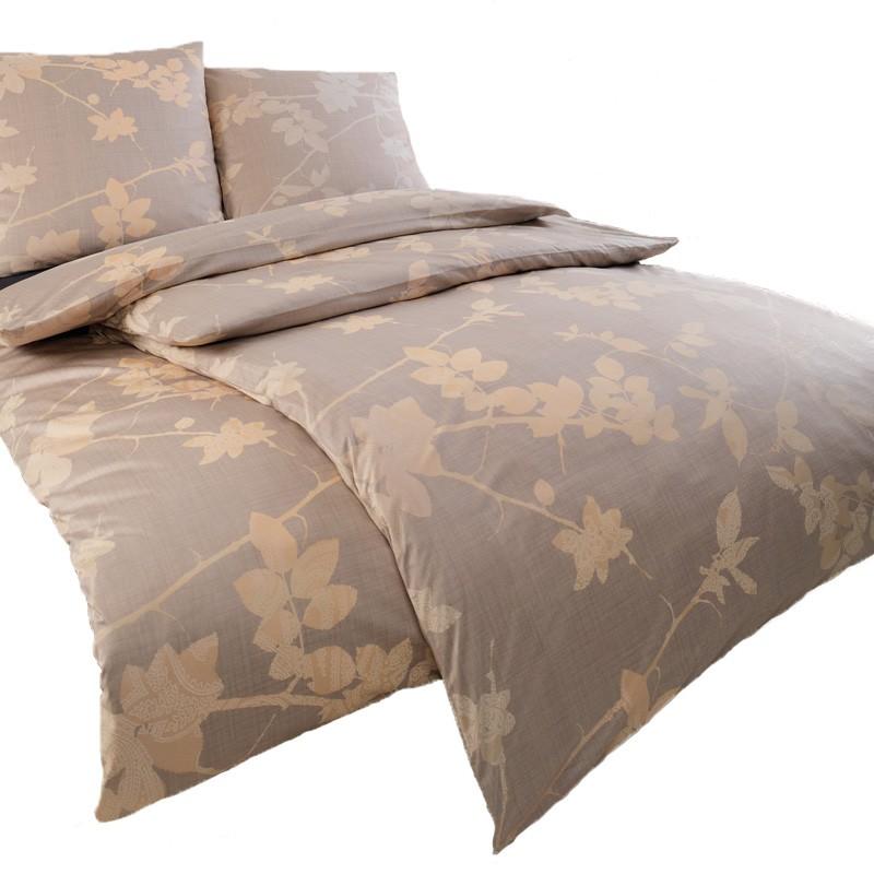 interlock jersey bettw sche estella eibe natur mit rei verschluss b gelfrei ebay. Black Bedroom Furniture Sets. Home Design Ideas