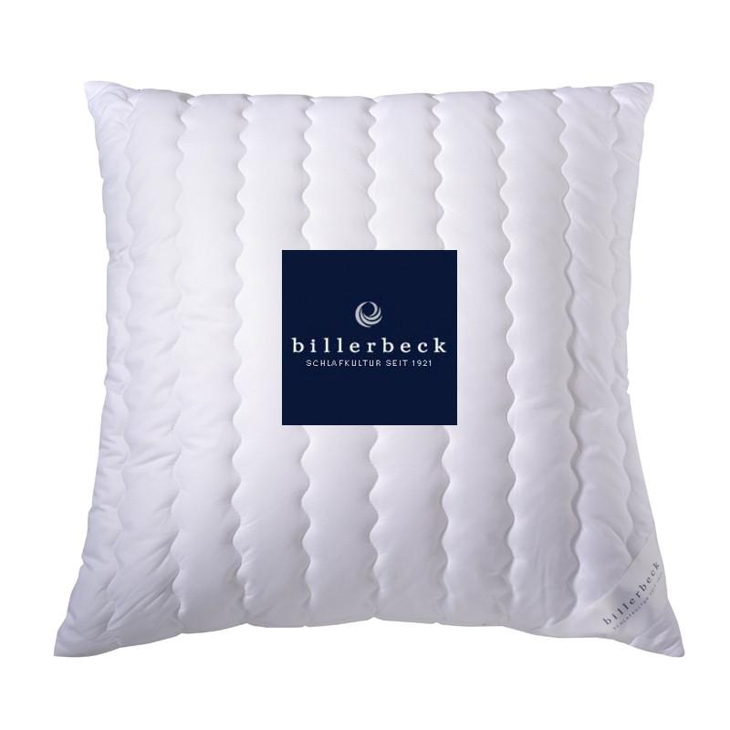 billerbeck kissen kopfkissen waschbar gesteppte h lle ebay. Black Bedroom Furniture Sets. Home Design Ideas