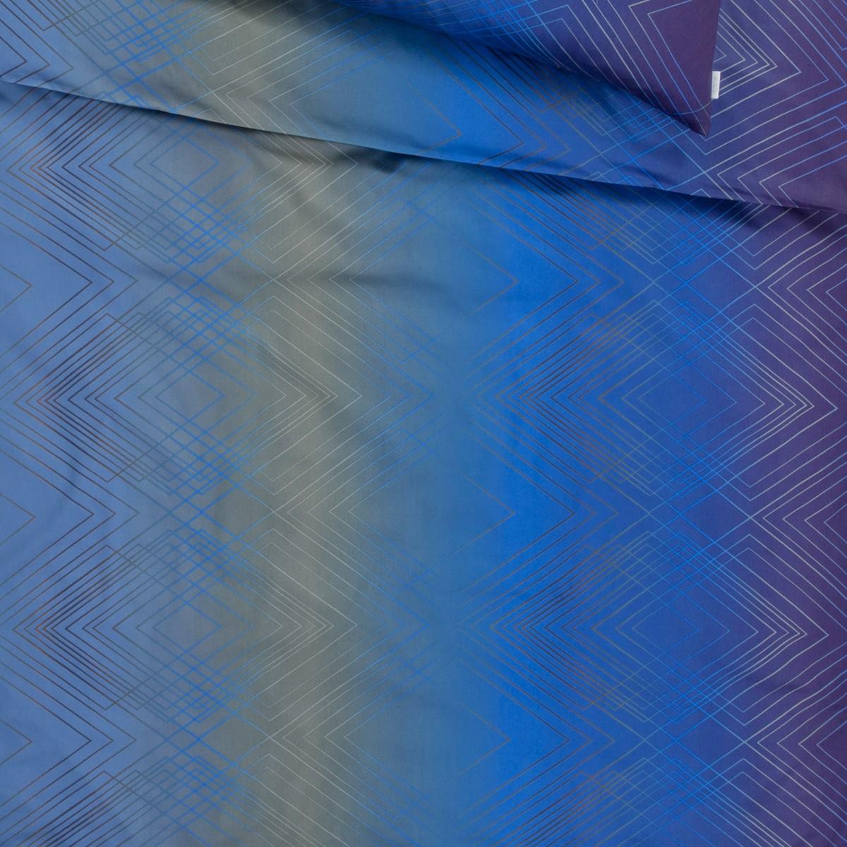 mako satin bettw sche estella franjo nachtblau bettw sche mako satin bettw sche. Black Bedroom Furniture Sets. Home Design Ideas