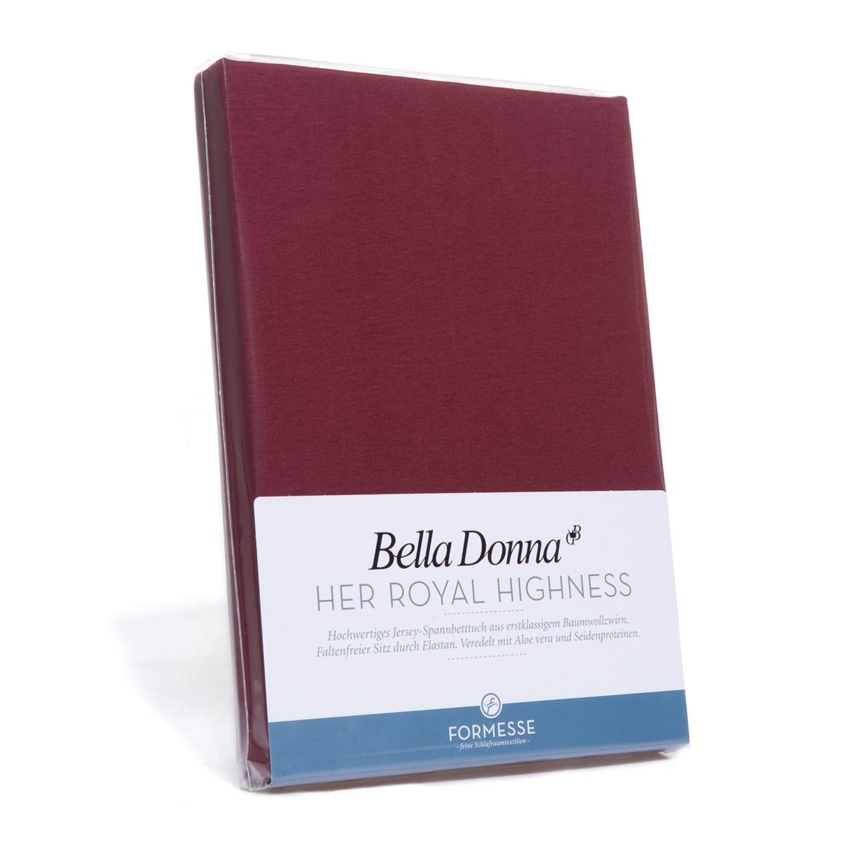 spannbetttuch spannbettlaken formesse bella donna jersey. Black Bedroom Furniture Sets. Home Design Ideas