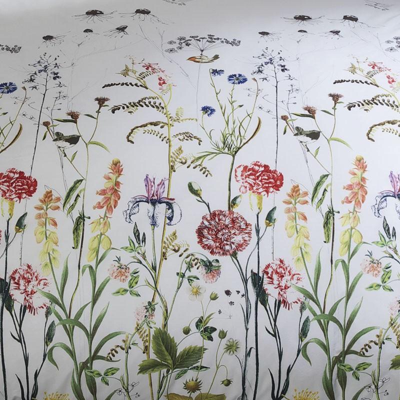 christian fischbacher satin bettw sche flora bettbezug. Black Bedroom Furniture Sets. Home Design Ideas