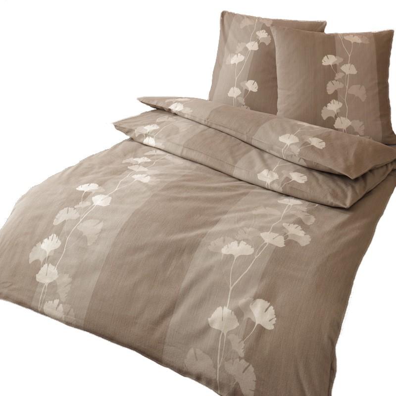 flanell bettw sche estella ebikon kiesel winterbettw sche bettw sche flanell bettw sche. Black Bedroom Furniture Sets. Home Design Ideas